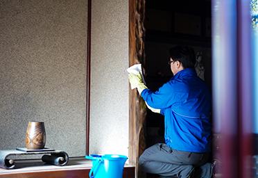 特殊清掃・ハウス・仏壇クリーニング